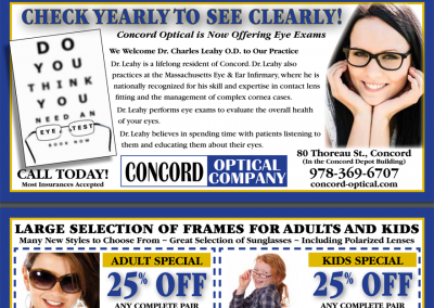 Concord Optical Company