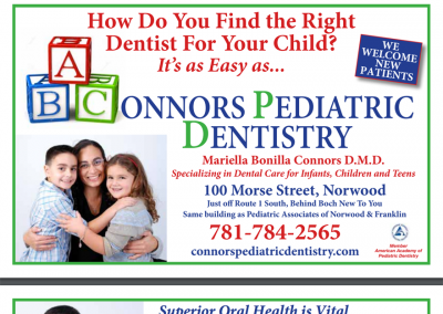 Connors Pediatric Dentistry